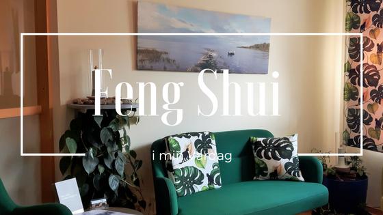 Välkomnande väntrum med Feng Shui