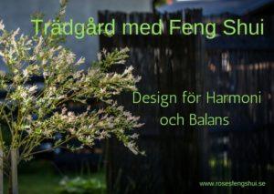 Föreläsning om Feng Shui i Trädgården
