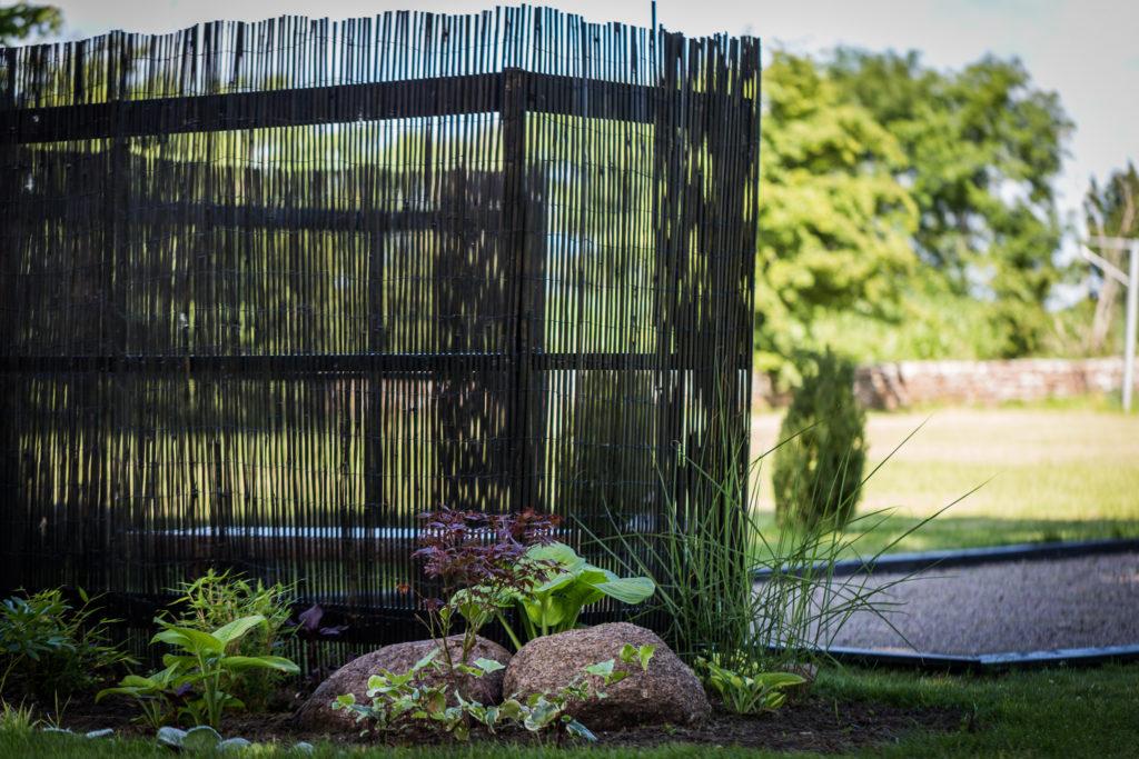 Zenhörnan Rose´s Feng Shui trädgård