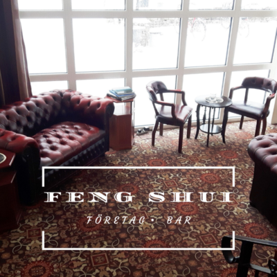Mitt jobb som Feng Shui konsult